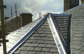 C Hanlon roofing repair Airdrie