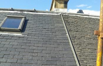Roofing repair Airdrie