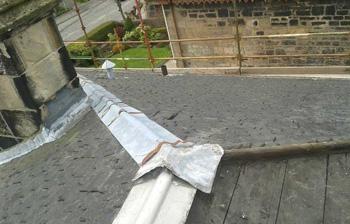 C Hanlon roofing repair