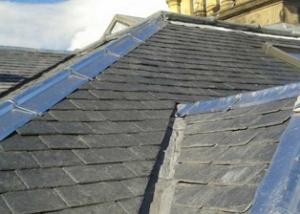 Slates and lead work repair - C Hanlon Roofing