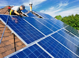 Solar thermal heating system installation, servicing and repair.