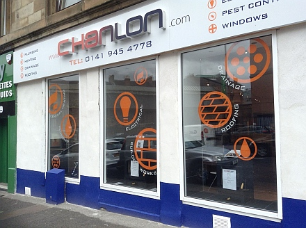 C Hanlon on Byres Road in Glasgow's West End