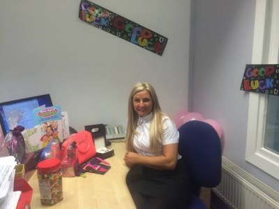 All the best in your new job Stacey!