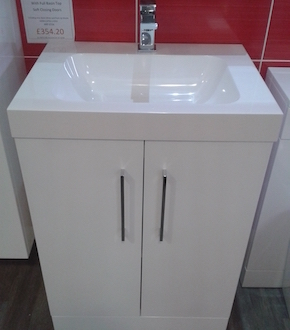 Lomond Basin Unit C Hanlon Bathrooms Glasgow