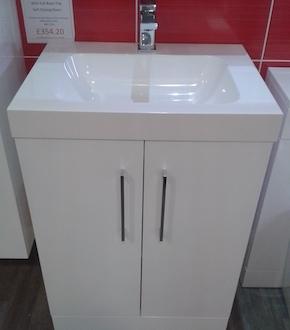 Lomond Basin Unit C Hanlon Bathrooms Glasgow