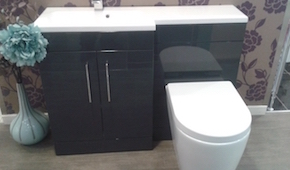 Lomond Slimline Bathroom Unit from C Hanlon