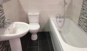 Ocean Bathroom Suite from C Hanlon