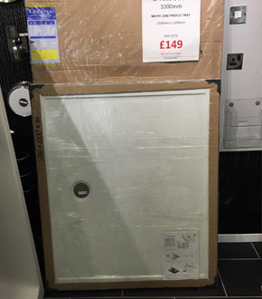 Clearance Shower Enclosure