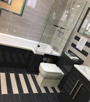 Essential Bathroom Suite from C Hanlon