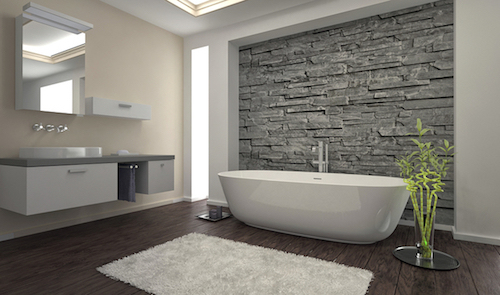 C Hanlon bathroom design and installation glasgow