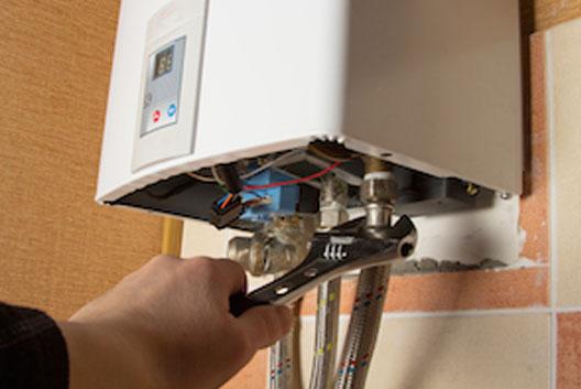boiler repair C Hanlon plumbers glasgow