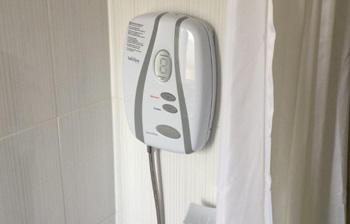 Shower installation C Hanlon bathrooms