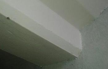 Glasgow stairwell after clean up - C Hanlon