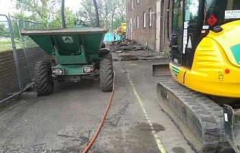 C Hanlon - main sewer works