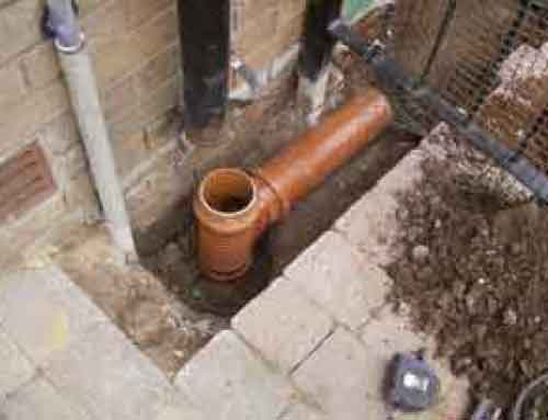 Channel Drainage to Avoid Water Pooling