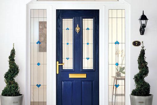 C Hanlon composite doors glasgow