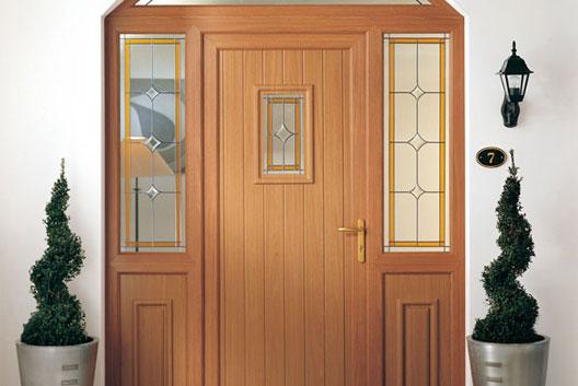 Doors Glasgow C Hanlon