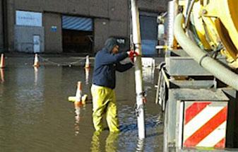 C Hanlon Flooding Insurance Works
