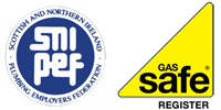 SNIPEF Gas Safe Registered C Hanlon plumbers glasgow