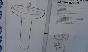 ROCA Laura Basin Pack
