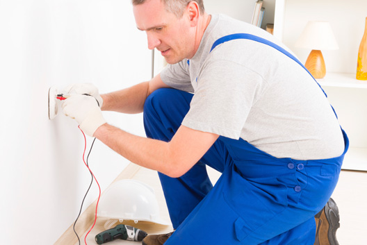 Electrical testing and inspection C Hanlon electrician Glasgow