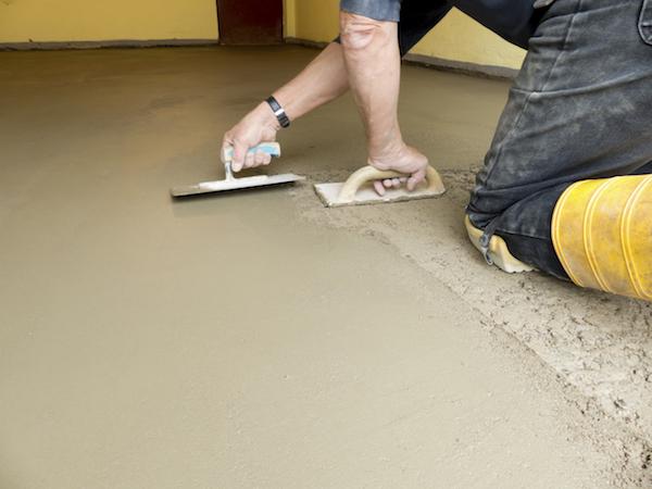 Concrete flooring Glasgow