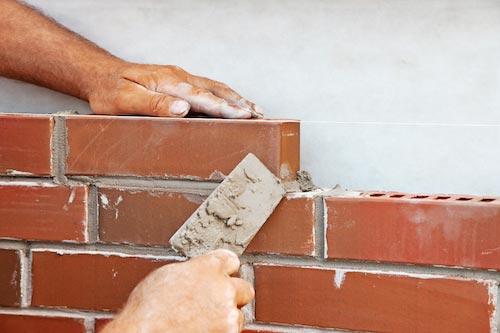 Domestic Brick Laying and Wall Construction