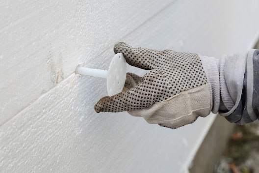External wall insulation Glasgow