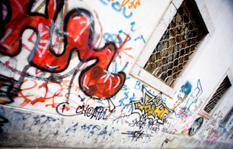 Graffiti Removal Glasgow