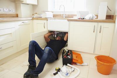 Kitchen plumbing Glasgow