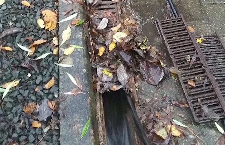 Blocked Drain cleared by C Hanlon Power Washing Service