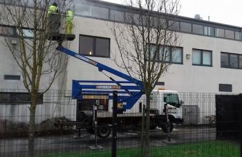C Hanlon Powerwashing service