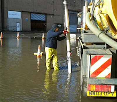 flooding insurance work