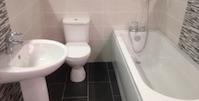 C Hanlon bathroom special offers glasgow