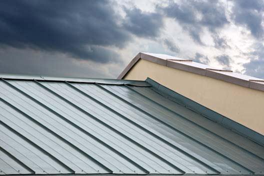 Commercial Industrial Metal Roofing Glasgow Edinburgh