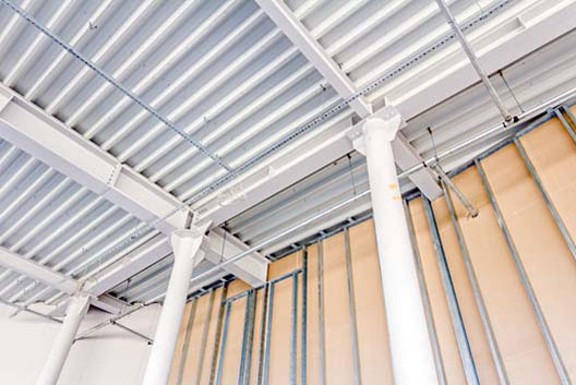 Commercial Metal Roofing Installers Glasgow Edinburgh