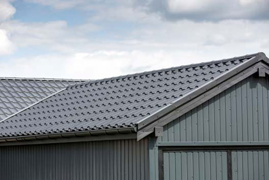 Commercial Metal Roofing Services Glasgow Edinburgh