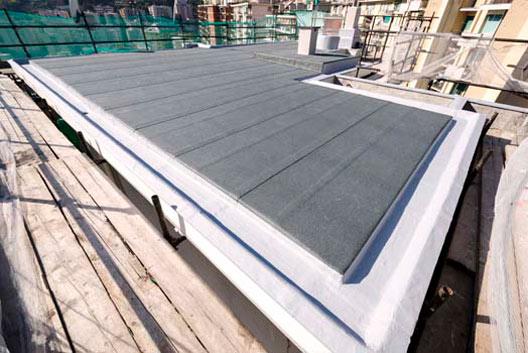 Flat Commercial Roofing Glasgow Edinburgh