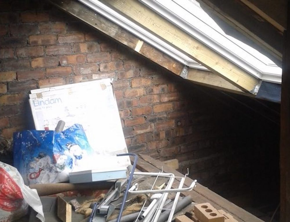 Attic Conversion, Glasgow