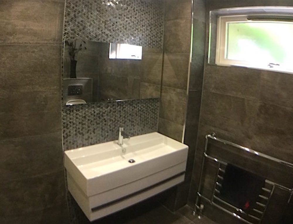 Bathroom Installation, Bearsden, Glasgow
