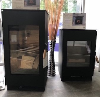 Burley wood burning stoves Glasgow