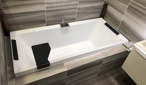 Novellini Divina Bath C Hanlon Bathrooms