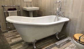 Slipper Bath from C Hanlon Bathrooms Glasgow