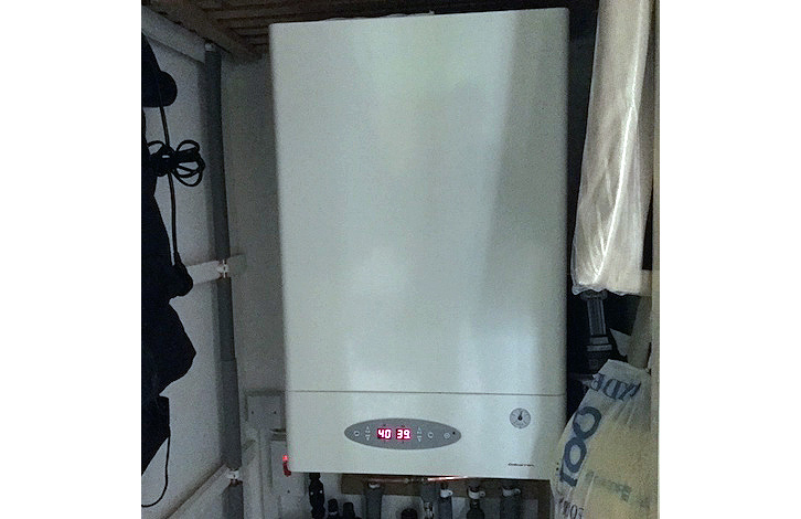 Boiler Replacement Gas Combi For Electric Combi C